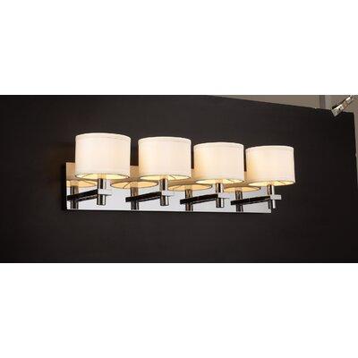 PLC Lighting Concerto 4 Light Vanity Light