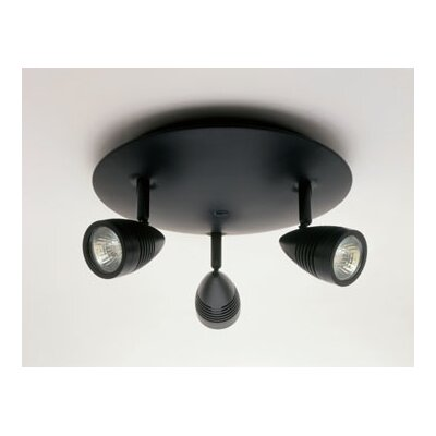 PLC Lighting Nina Semi Flush Mount