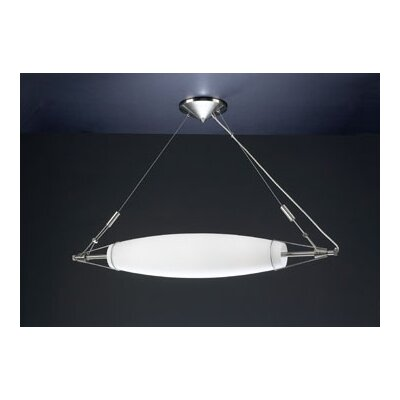 PLC Lighting Crypto 3 Light Pendant