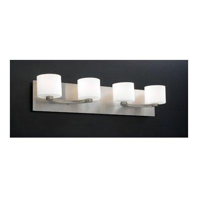 PLC Lighting De Lion 4 Light Vanity Light