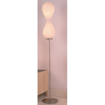 PLC Lighting Peanut 6 Light Floor Lamp