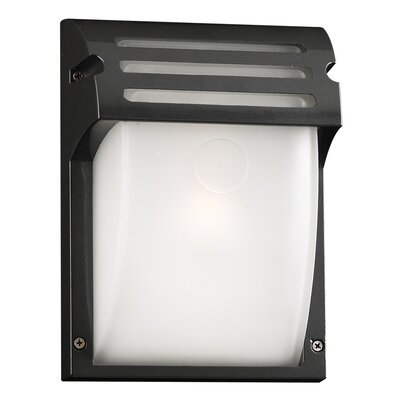 PLC Lighting Moser 1 Light Outdoor Wall Sconce