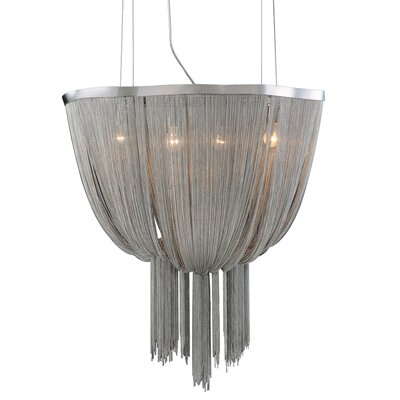 PLC Lighting Formae 4 Light Chandelier