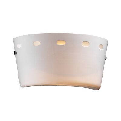 PLC Lighting Ondrian-I 1 Light Wall Sconce
