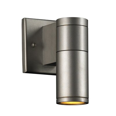 PLC Lighting Troll-I 1 Light Outdoor Wall Sconce