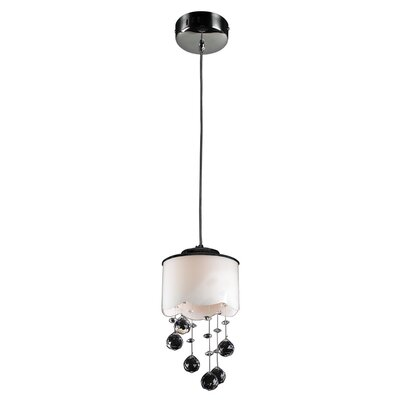PLC Lighting Prairie 1 Light Mini Pendant