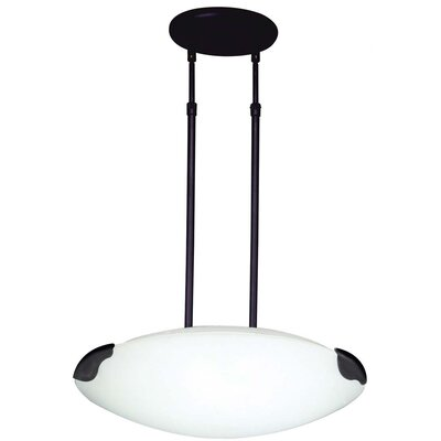 Concord 1 Light Inverted Pendant