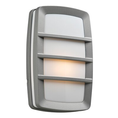 PLC Lighting Aston 1 Light Outdoor Wall Sconce