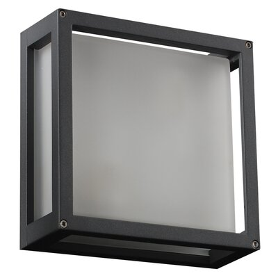PLC Lighting Mauviel Outdoor Wall Sconce
