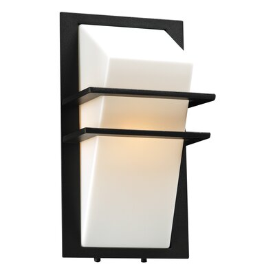 PLC Lighting Juventus 1 Light Outdoor Wall Sconce