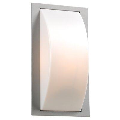 PLC Lighting Breda 1 Light Outdoor Wall Sconce