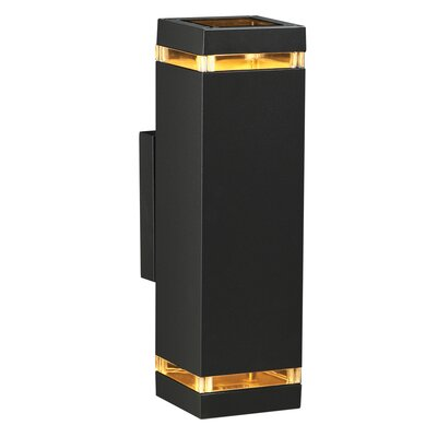 PLC Lighting Porto-II 2 Light Outdoor Wall Sconce
