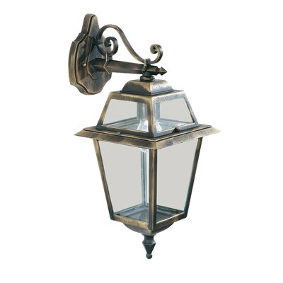 Home Essence New Orleans 1 Light Semi-Flush Wall Light