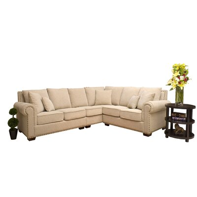 Abbyson Living Mona Sectional