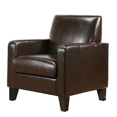 Soho Bi-Cast Leather Chair
