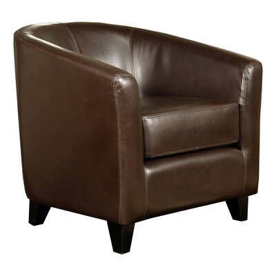Abbyson Living Montecito Leather Chair