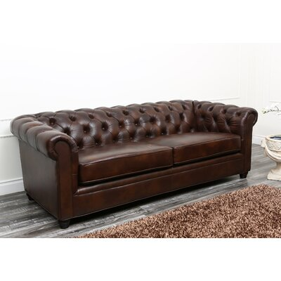 Foyer Premium Italian Leather Sofa