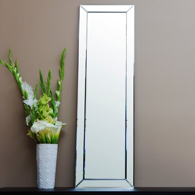 Abbyson Living Ramona Rectangle Wall Mirror