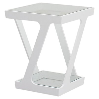 Abbyson Living Zentro End Table