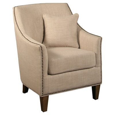 Abbyson Living Lily Poly Arm Chair