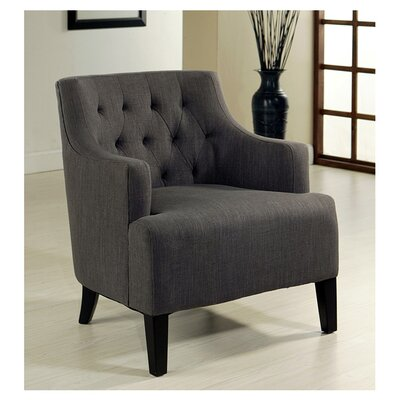Abbyson Living Tesla Fabric Armchair
