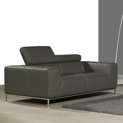 Bellini Modern Living Domino Loveseat