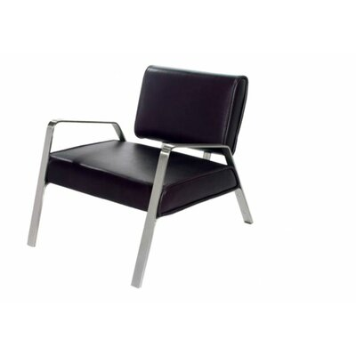 Bellini Modern Living Bellini Mia Leather Lounge Chair