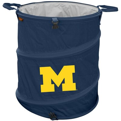 Logo Chairs Collegiate NCAA Trash Can