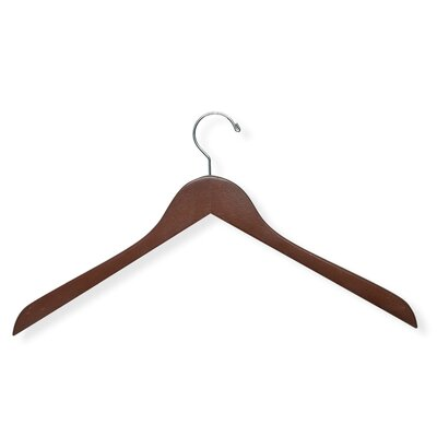 Basic Shirt Hanger in Cherry (5 Pack)