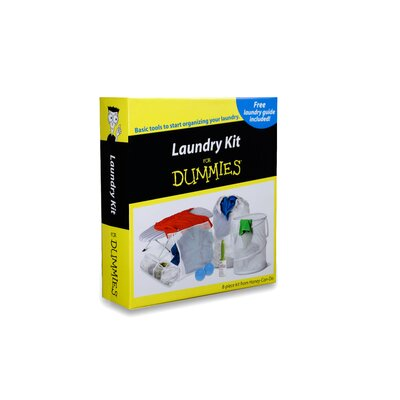 Honey Can Do Dummies Laundry Kit
