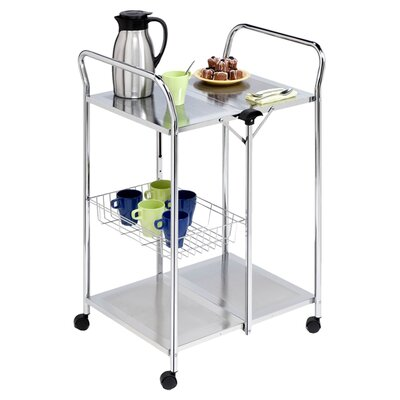 <strong>Honey Can Do</strong> Serving Cart