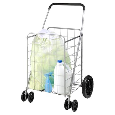 <strong>Honey Can Do</strong> Dual Wheel Utility Cart