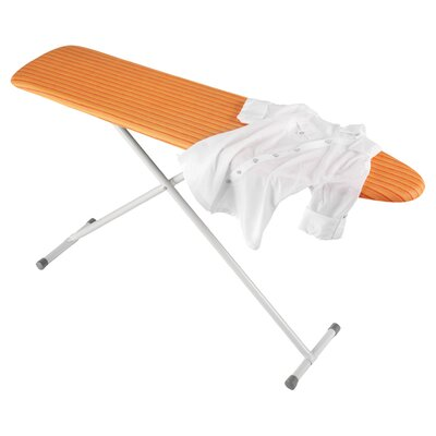 Honey Can Do Basic Ironing Board in White Powder Coat