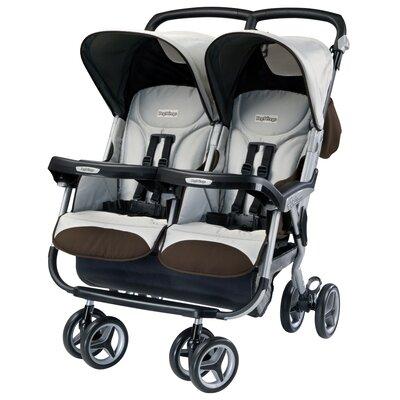 Peg Perego Aria Twin 60/40 2010 Stroller