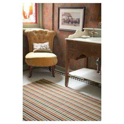 Dash and Albert Rugs Daisy Woven Kitchen Sink Indoor/Outdoor Rug