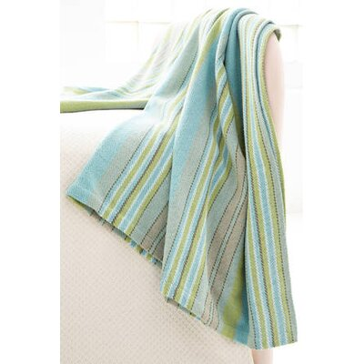 Dash and Albert Rugs Aquinnah Woven Cotton Throw