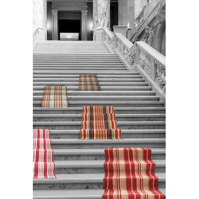 Dash and Albert Rugs Woven Montana Stripe Rug