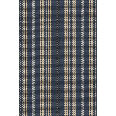 Dash and Albert Rugs Woven Otis Navy Rug