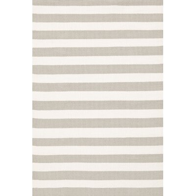 Dash and Albert Rugs Indoor/Outdoor Trimaran Striped Rug