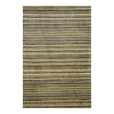 Dash and Albert Rugs Tufted Brindle Mountain Stripe Rug