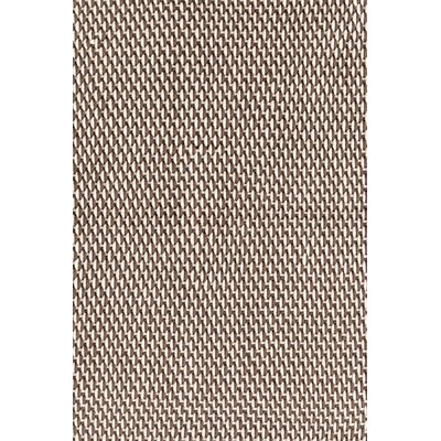 Dash and Albert Rugs Two Tone Rope Charcoal/Ivory Rug
