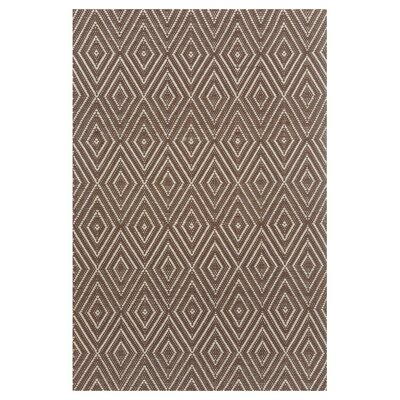 Dash and Albert Rugs Woven Diamond Rug