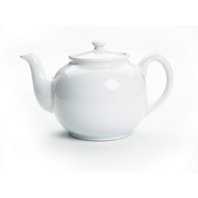Fox Run Craftsmen Peter Sadler Teapot in White