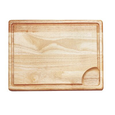 Fox Run Craftsmen Wooden Carving Board