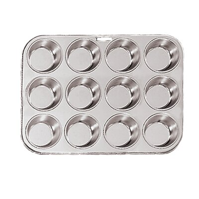 Fox Run Craftsmen 12 Cup Muffin Pan