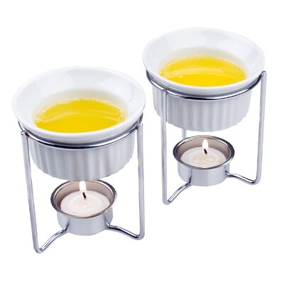 Fox Run Craftsmen Butter Warmers (Set of 2)