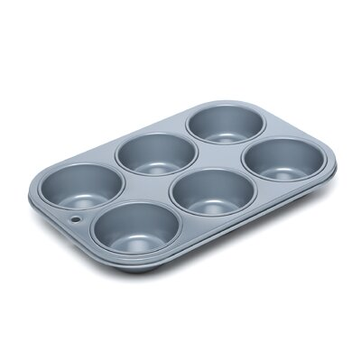 Fox Run Craftsmen Non Stick Muffin Pan (6 Cups)