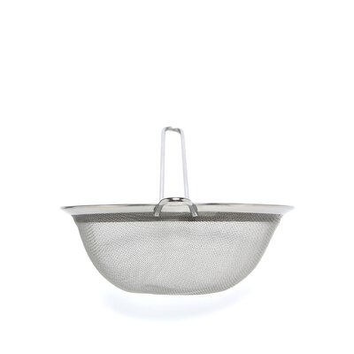 "Fox Run Craftsmen 6"" Stainless Steel Strainer"