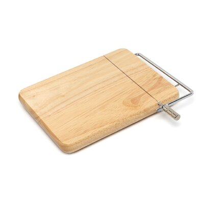 Wooden Cheese Slicer