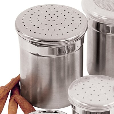 "Fox Run Craftsmen 4"" Mesh Top Shaker"